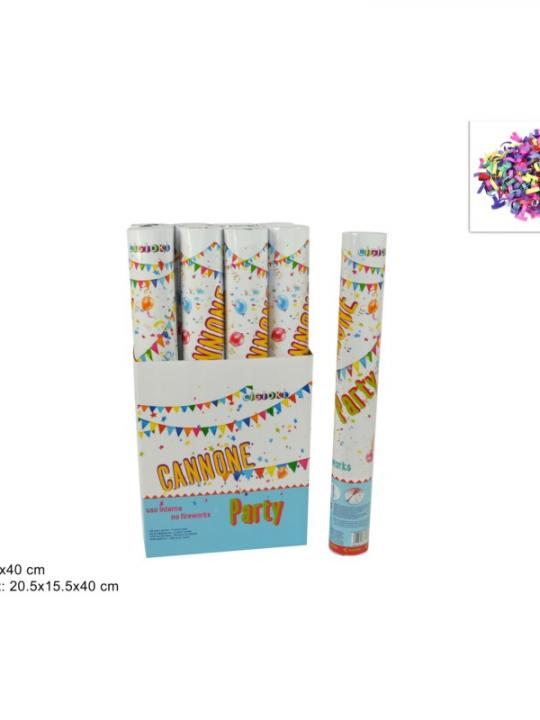 Cannone Party 40Cm