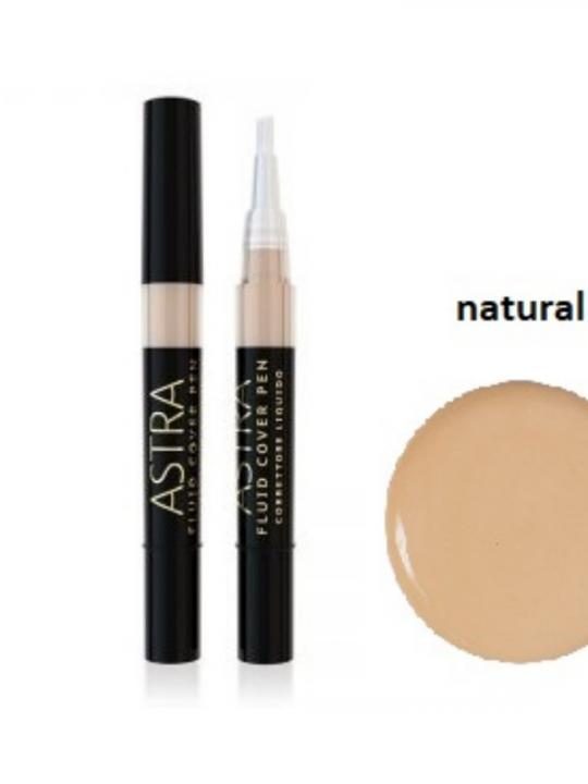 Astra Fluid Cover Pen Natural 002
