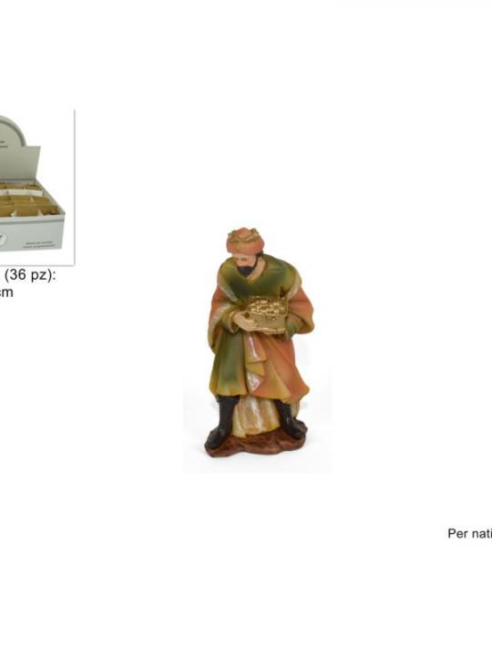 Statua Melchiorre 9Cm