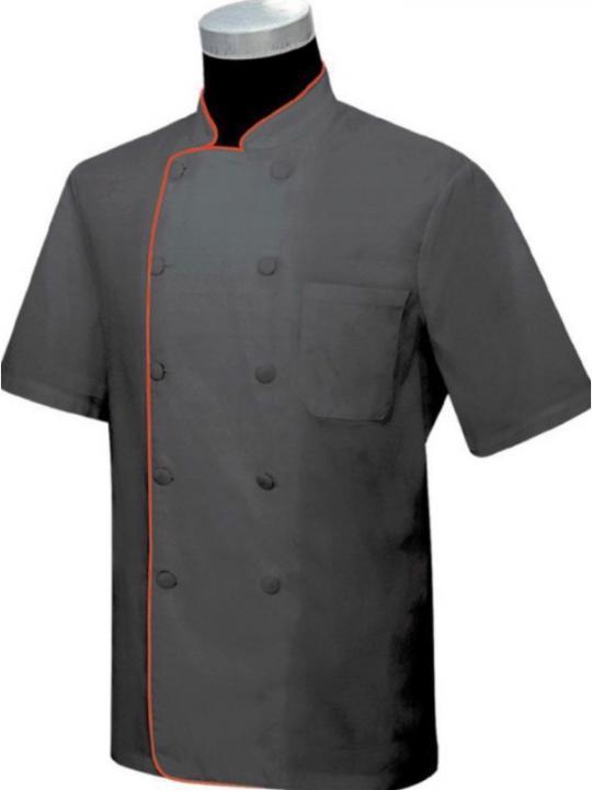 8421B-190-1 Giacca Cuoco Mezza Manica