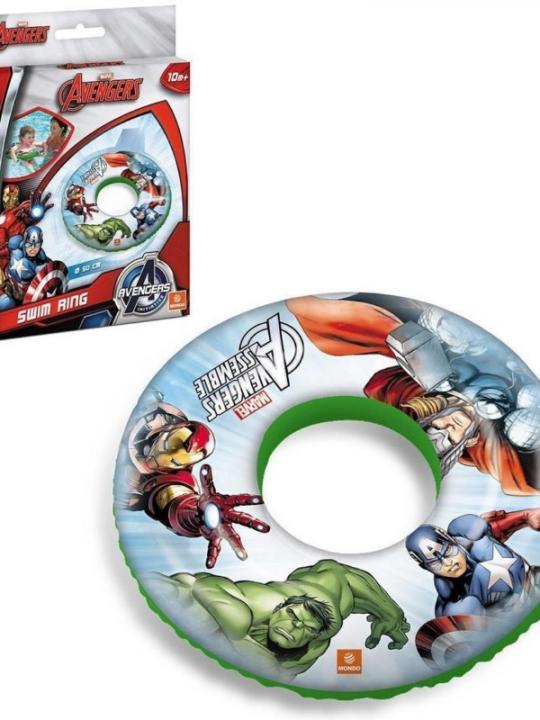 Swim Ring The Avengers Assemble