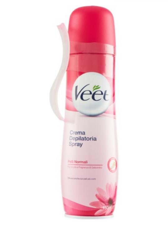 Veet Cr. Spray 150Ml Normale New