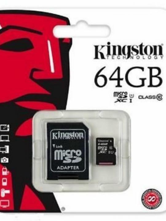 Kingston Microsd Cl10 64Gb