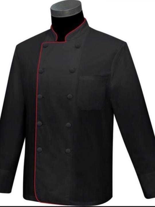 842B-190-1 Giacca Cuoco Manica Lunga