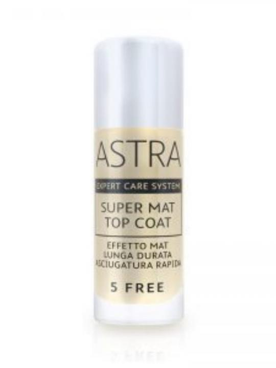 Astra Super Matte Top Coat