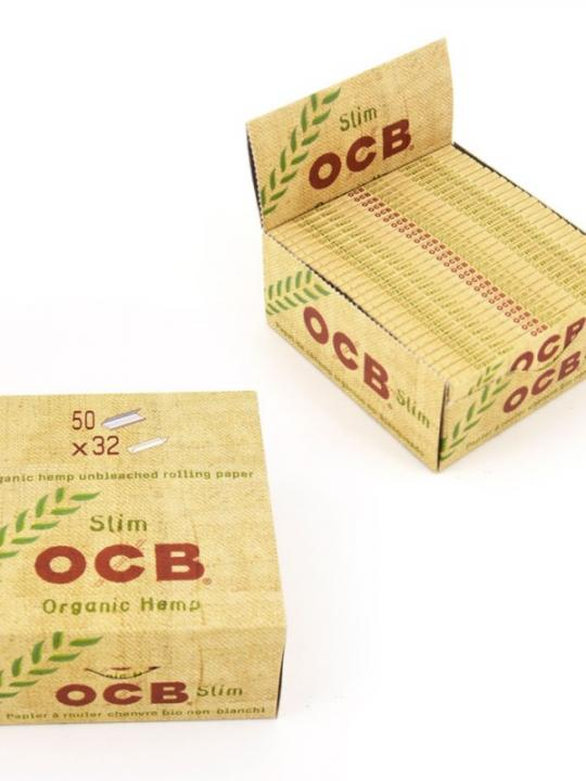 Ocb Cartina Bio Slim