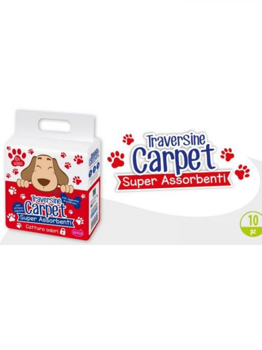 Dealo Carpet 60X60 10 Traversine Cani