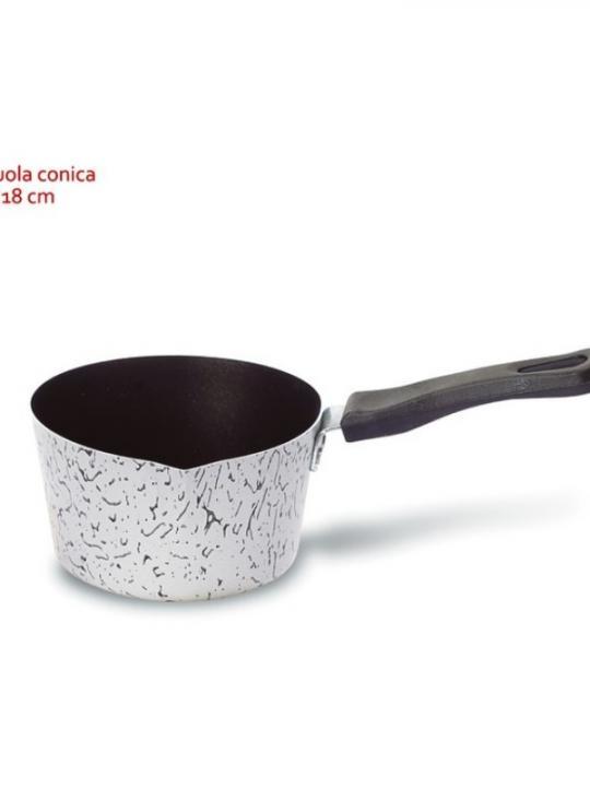 Casseruola Conica Platinum Cm. 12