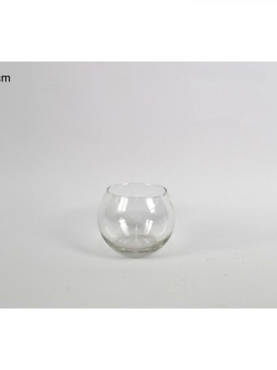 Vaso Vetro 8Cm