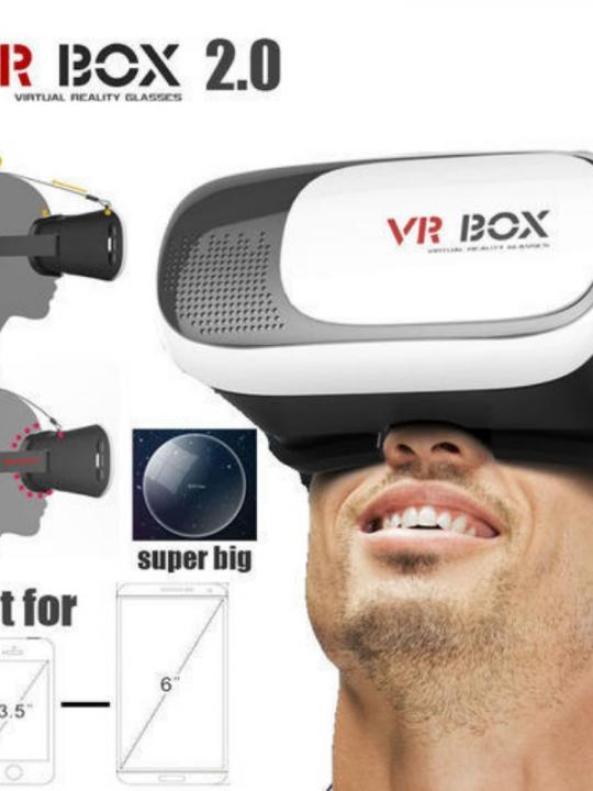 Occhiali Virtual Reality