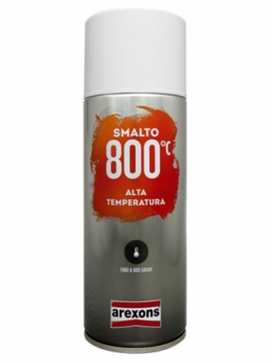 Smalto Alta Temperatura Bianco/400Ml