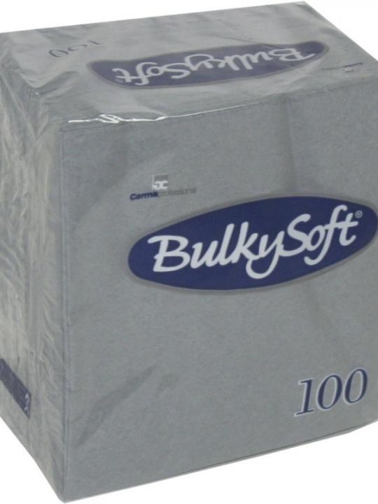 Tovaglioli Bulky Soft Grigio Cm24X24 2