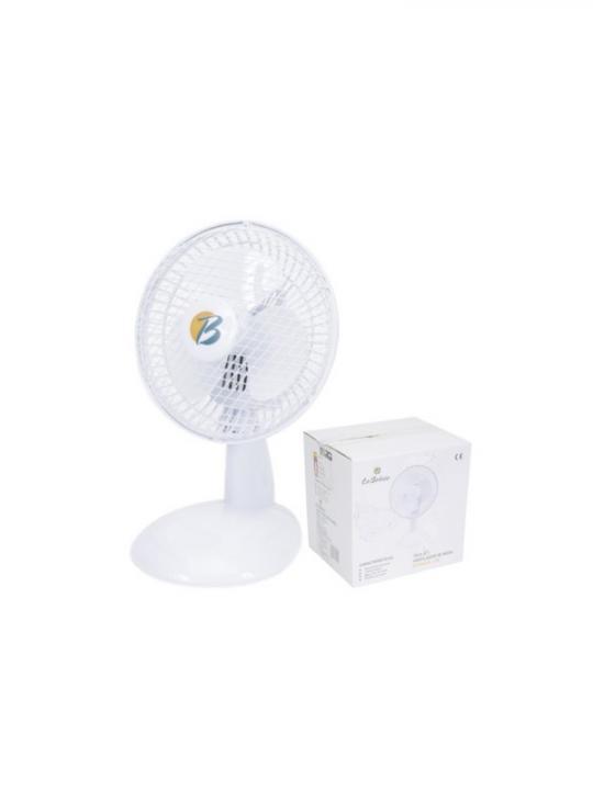 Ventilatore Da Tavolo 15W 6''/15Cm