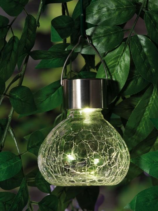 Lamp Solare Led Lc Diam9Xh12