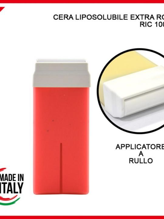 Cera Liposolubili Extra Rosa Ric. 100Ml
