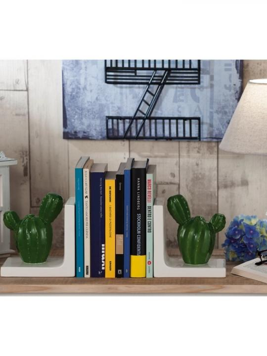 S/2 Ferma Libri M.Cactus 15X11Xh15