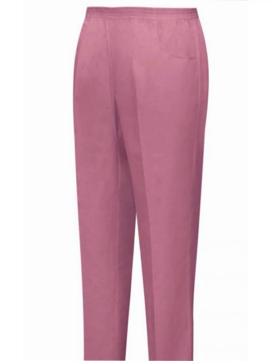 8312-9 Pantalone V/Elasticizzata Rosa