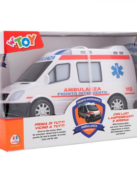 Ambulanza B/O Movimento