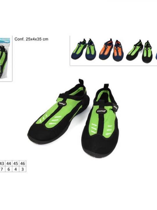 Aqua Shoes Uomo Fluo 41-46 Col Ass(F1.75
