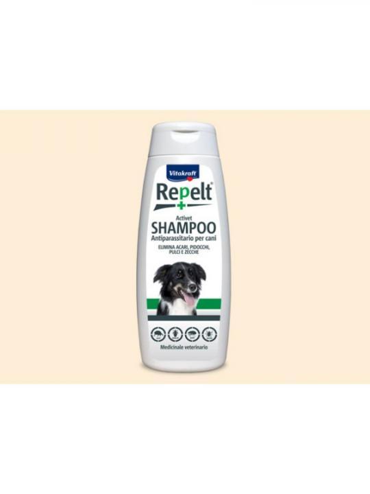 Repelt Shampoo Antiparassitari