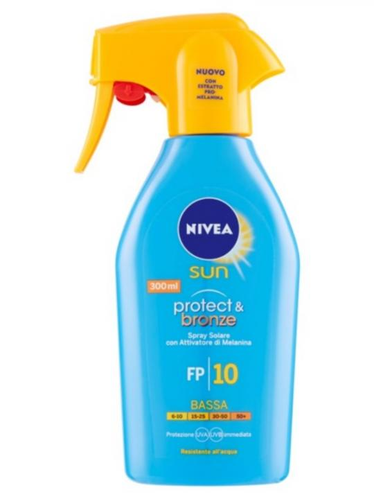 Nivea Sun Prot/Abbr.Spray Fp 10