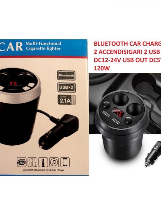 Bluetooth 2Accendisigheri 2 Usb  X7