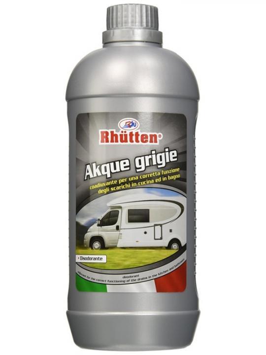 Akque Grigie 1L Camper