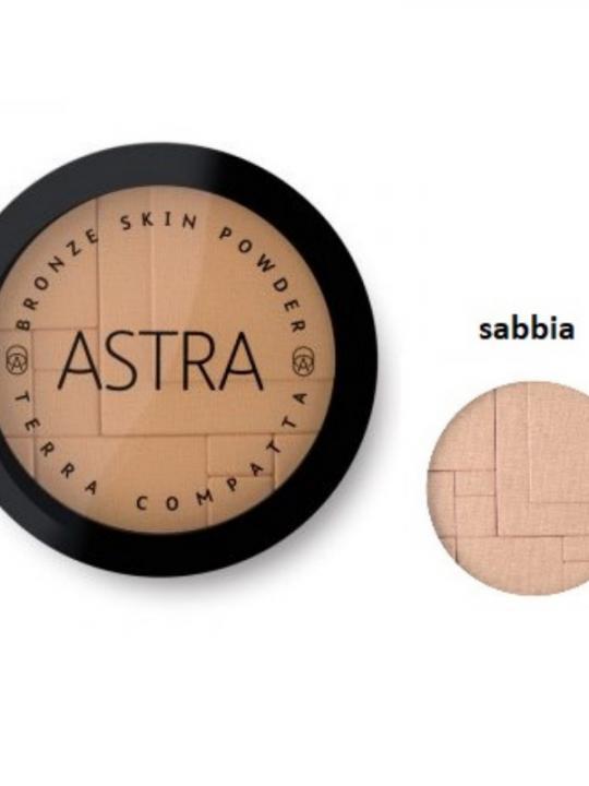 Astra Bronze Skin Powder Sabbia 021