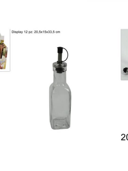 Bottiglietta Singola Menage 200Ml 403806