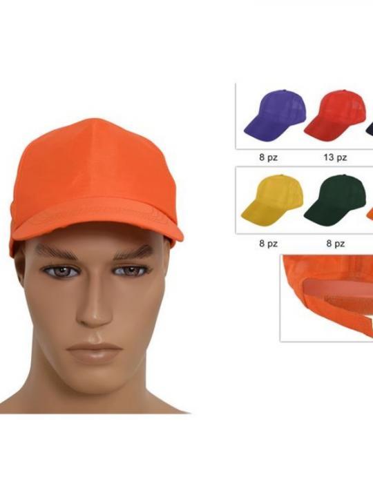 Cappellino 6 Colori 991