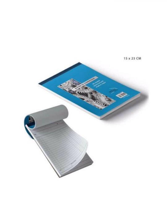 Buoni Di Consegna 2 Copie 50/50 Fg 15X23