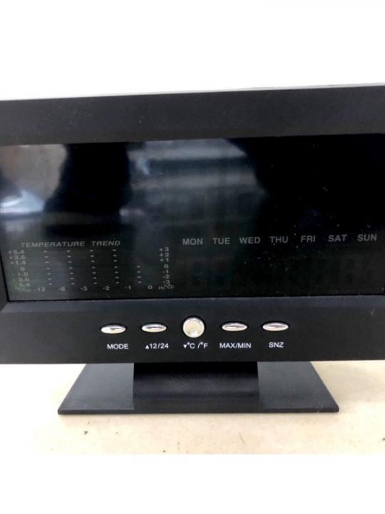 Orologgio Digitale C/Meteo