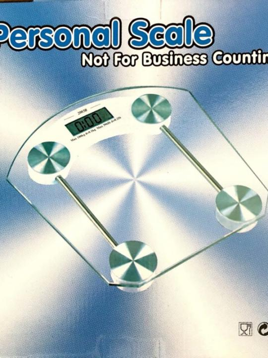 Bilancia Pesapersone Elettrica 2003A
