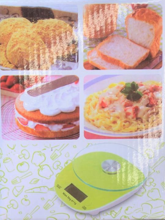 Bilancia Da Cucina 5Kg Zd-8
