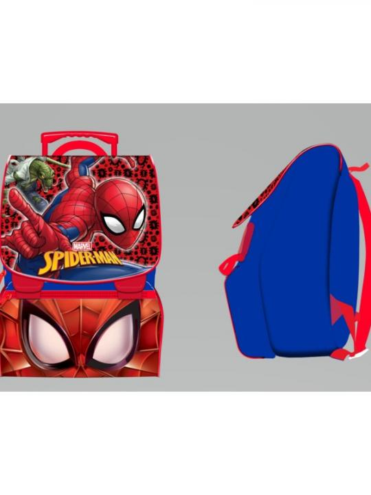 Trolley Estensi Spiderman Premium 19
