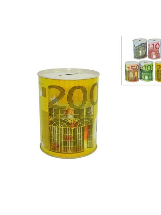 Salvadenaio Latta Euro