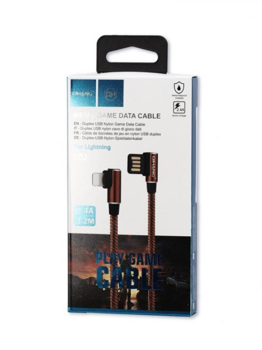 Cavo Iphon 2.4A 1.2Mt