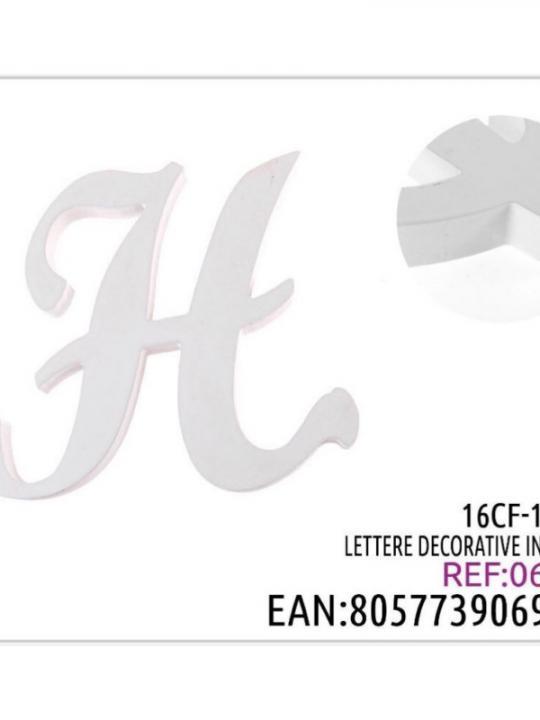 Lettera Maiuscolo H