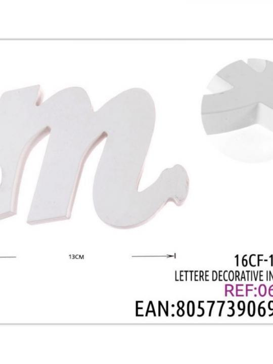 Lettera Minuscola M