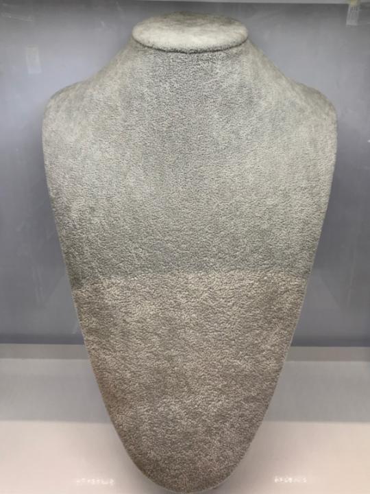 Collo Porta Collana V 35Cm