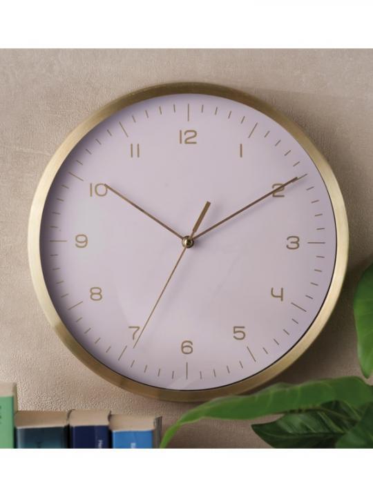 Orologio Parete Allum Ass4Col  D25