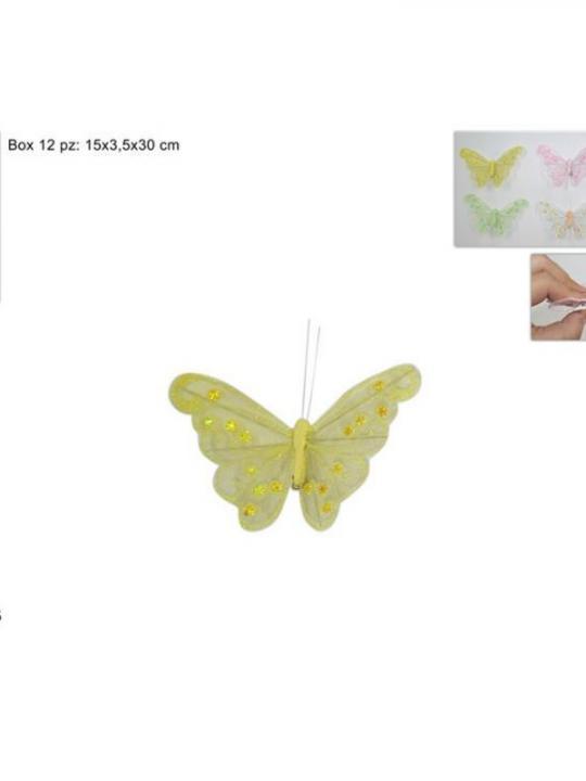 Farfalla In Box 6Col.