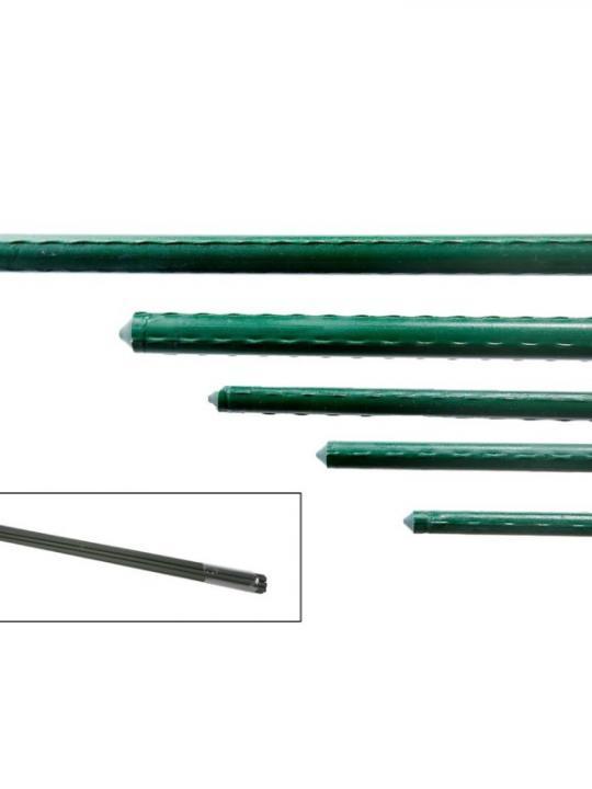 Tutor Acero Plastificado D. 1,1 X 180 Cm