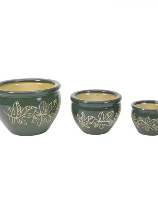 Vaso Ceramica  S/3