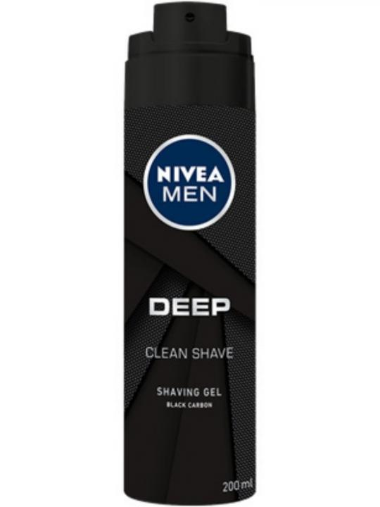 Nivea F.Men Sch.Gel Deep 200