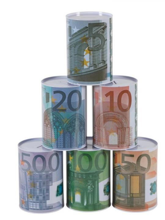 Salvadenaio Euro