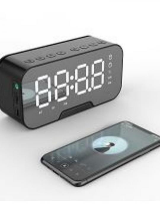 Cassa Bluetooth K10 Con Orologio