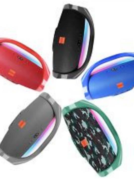Cassa Bluetooth Bt-9282 Con Luce