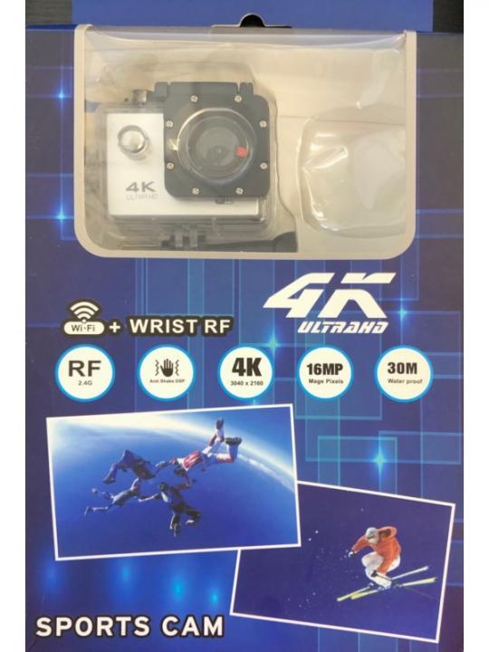Sport Camera 4K Ultrahd