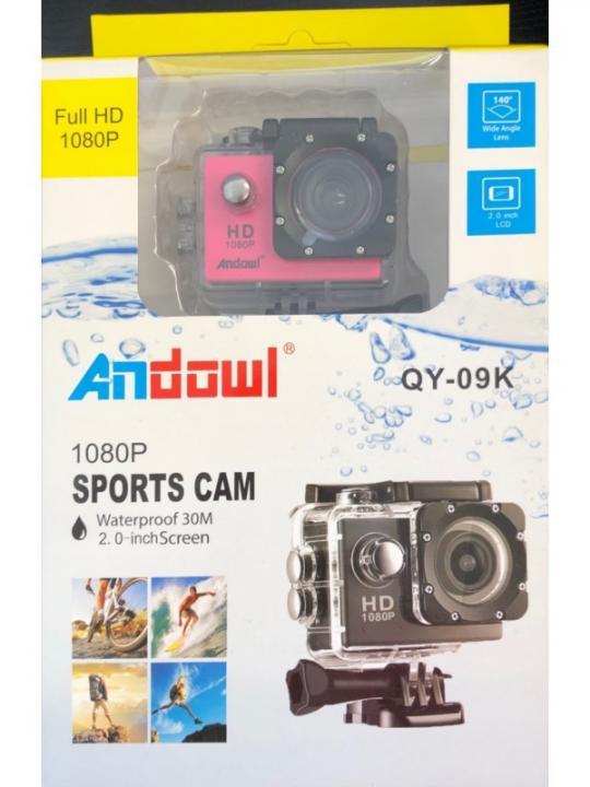 Sportcamera 1080P 30M Qy-09Y